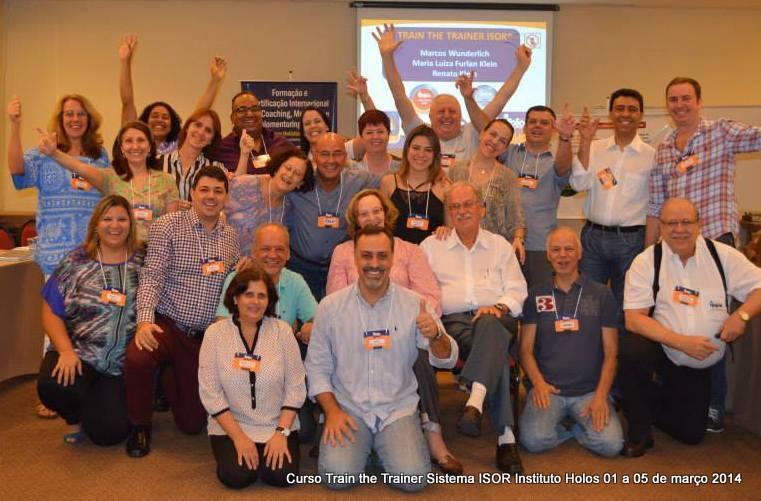 Turma de Instrutores e Formadores ISOR®